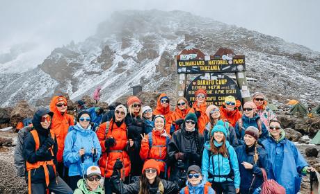 Фотоотчет о восхождении на Килиманджаро: февраль 2021
