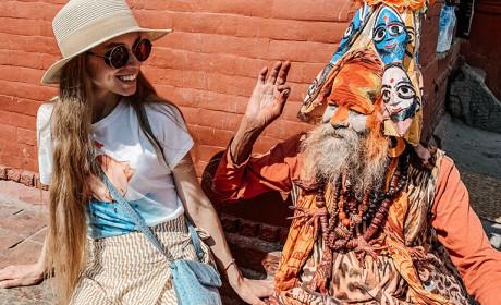 Фотоотчет о travel-девичнике в Непале, октябрь 2019