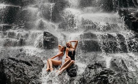 Фотоотчет о travel-девичнике «Новый год на Бали», январь 2020