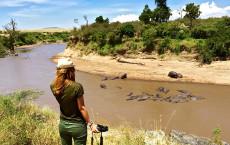 Девичник в Кении: сафари и бирюзовый океан Диани-бич