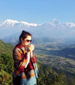Travel-девичник в Непале, октябрь 2015
